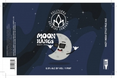 Pollyanna Brewing Company - Moon Hangs