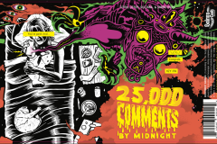 Solemn Oath Brewery - 25,000 Comments By Midnight