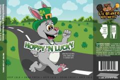 Lil Beaver Brewery - Hoppy' N Lucky