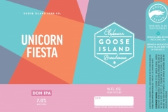 Goose Island Beer Co. - Unicorn Fiesta