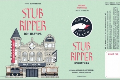 Goose Island Beer Co. - Stub Ripper