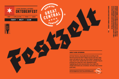 Great Central Brewing Company - Festzelt