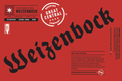 Great Central Brewing Company - Weizenbock