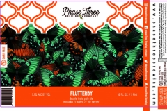 Phase Three Brewing Company - Flutterby