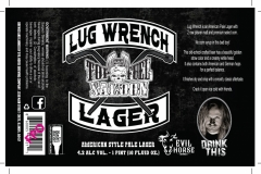Evil Horse Brewing Company - American Style Pale Lager
