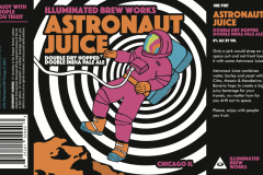 Illuminated Brew Works - Astronaut Juice
