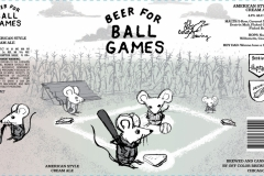 Off Color Brewing - Beer For Ballgames