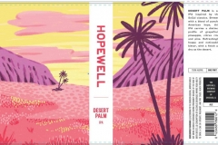 The Hopewell Brewing Co - Desert Palm