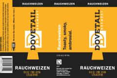 Dovetail Brewery - Rauchweizen