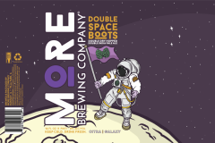 More Brewing Company - Double Space Boots