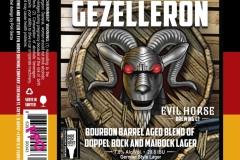 Evil Horse Brewing Company - Gezelleron