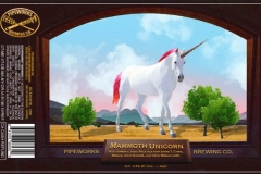 Pipeworks Brewing Co - Mammoth Unicorn