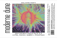 Welcome Party - Ddh Double