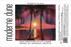 Puerto Playa - Ddh Mexican Lager