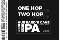 Hubbard's Cave - One Hop Simcoe Two Hop Citra