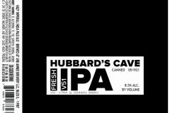 Hubbard's Cave - Fresh Iipa V51