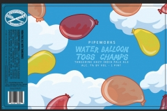 Pipeworks Brewing Co - Water Balloon Toss Champs