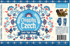 Lil Beaver Brewery - Chiggidy Czech
