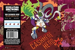 Revolution Brewing - Double Dry Hopped Cashmere Hero