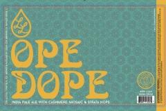 Liquid Love Brewing Co - Ope Dope