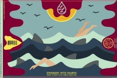 Liquid Love Brewing Co. - Swimmin' With Sharks