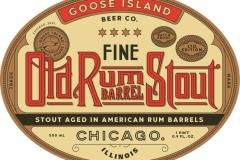 Goose Island Beer Co. - Old Fine Rum Barrel Stout
