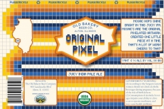 The Old Bakery Beer Company - Original Pixel India Pale Ale