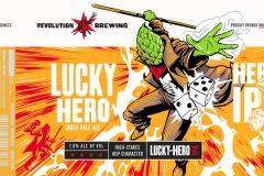 Revolution Brewing - Lucky-hero