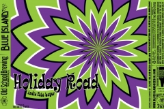 Blue Island Beer Company - Holiday Road India Pale Lager