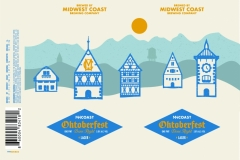 Midwest Coast Brewing Company - Oktoberfest Lager