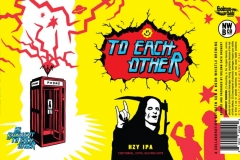 Solemn Oath Brewery - To Each Otther