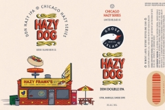 Goose Island Beer Co. - Hazy Dog