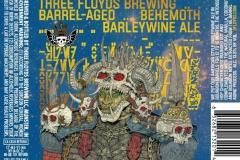 Three Floyds Brewing - Barrel-aged Behemoth
