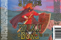 Three Floyds Brewing - Brian Boru