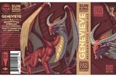 Sun King Brewery - Genevieve