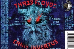 Three Floyds Brewing - Canis Invertus