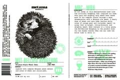 Metazoa Brewing Company - Wit-bellied Hedgehog