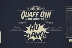 Quaff On Brewing Co. - Hu Dang!