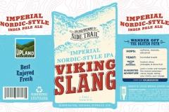 Upland Brewing Co. - Viking Slang