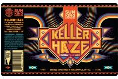 Sun King Brewery - Keller Haze