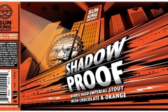 Sun King Brewery - Shadow Proof