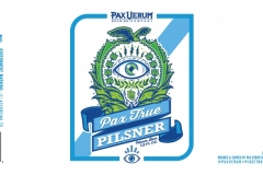 Pax Verum Brewing Company - Pax True Pilsner - Pilsner Beer
