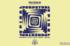 Pax Verum Brewing Company - Perpetual Spiral - Midwest Style Pale Lager