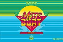 Pax Verum Brewing Company - Motrboat - Blonde Ale