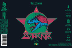Pax Verum Brewing Company - Lythronax - Imperial Oatmeal Stout