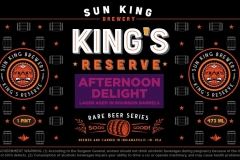 Sun King Brewery - Afternoon Delight