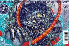 Act Of Defiance -