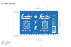 Landing Beer Co - Mid-Westerly