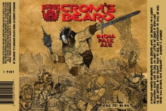 Three Floyds Brewing Company - Crom's Beard