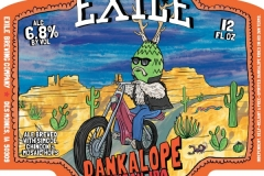 Exile Brewing Company - Dankalope